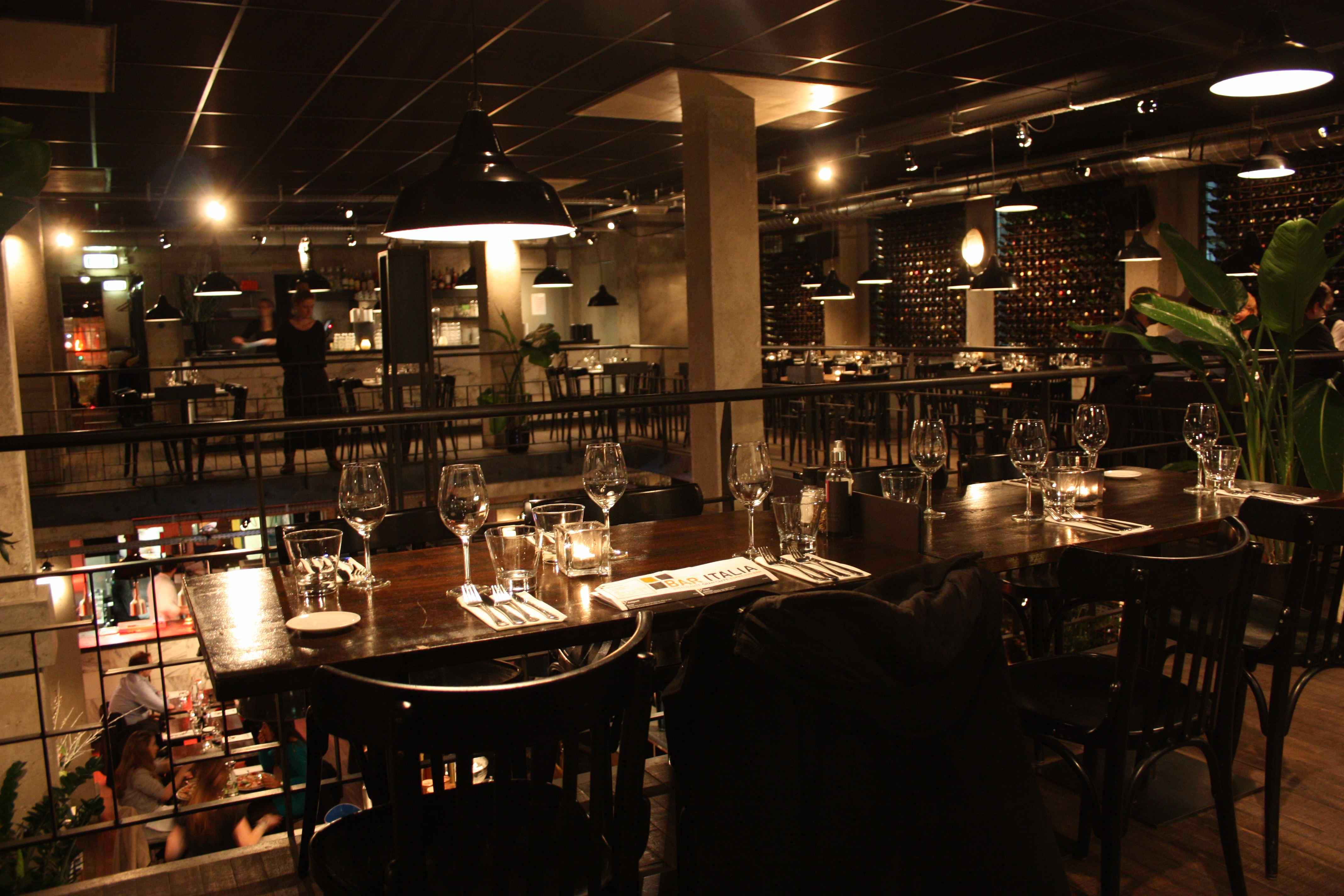 Restaurants hotels our little black book for Food bar 36 cafe