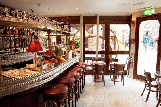 Cafe Boheme London