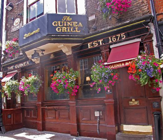 Best Pub Food Near Piccadilly Circus