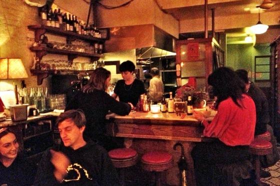A lovely day NYC Nolita Thai restaurant