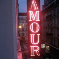 Hotel L'amour - Paris