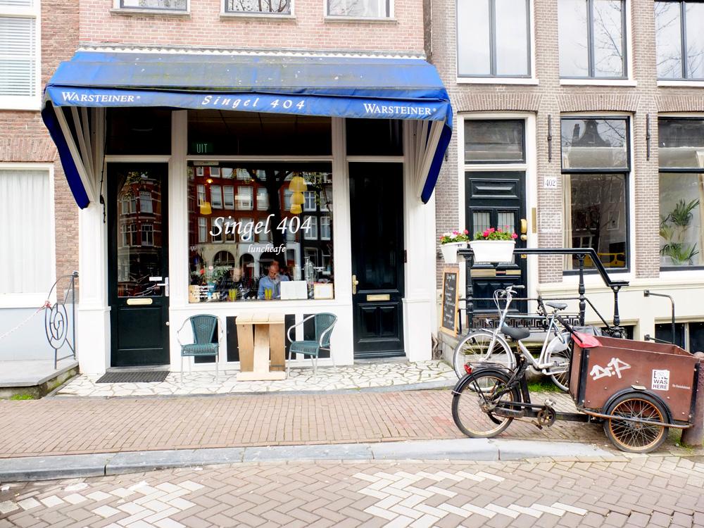 singel 404 amsterdam Vesthimmerlands