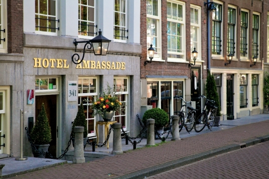 Ambassade Hotel Amsterdam 2