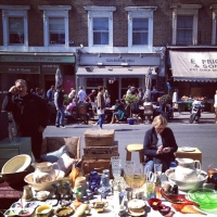 Golborne Road Market | London