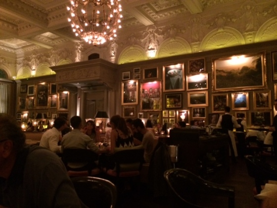Berners Tavern London Edition Hotel