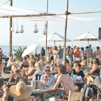 Beach Club De Branding   Noordwijk, the Netherlands