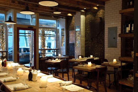 Aria Wine Bar NYC