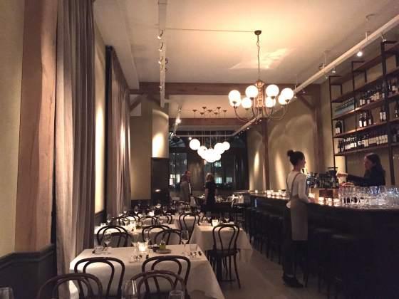 Restaurant Breda Amsterdam