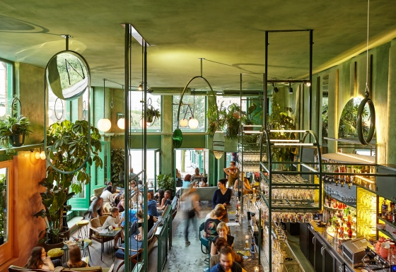 Bar Botanique Amsterdam Oost